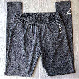 Gymshark Ark Jersey leggings in gray